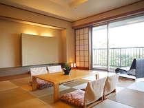 琉球畳新和室~シンプルかつモダンな琉球畳をあしらったお部屋
