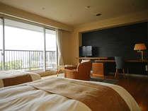 スーペリアツイン~6階、7階のお部屋を確約