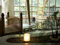 本館スパフロア「国生みの湯」~神話をモチーフにしたお風呂