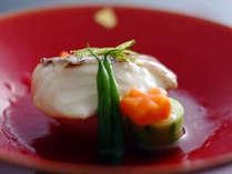 旬魚と根菜の銀餡かけ(イメージ)