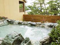 離れの温泉「海音の森」~潮騒を聴きながら露天風呂を満喫