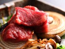 淡路牛の陶板焼き(イメージ)