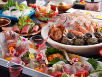 ホテル最上階にある個室料亭「磯辺亭」で淡路島の山海の幸をちりばめた夏の特選料理を堪能(イメージ)
