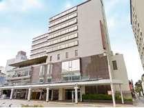 新潟繁華街『古町』中心ホテル♪
