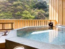 【貸切露天風呂45分ご入浴付き】★ほっこり♪温泉で癒し旅。。。