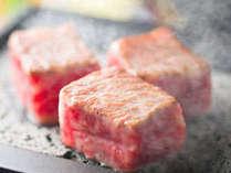 愛媛のブランド牛【伊予牛】の陶板焼き