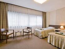 別館の洋室ツインルーム(24平米)