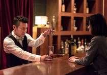 夜はロビーにある『Bar 4Stage』でお酒を楽しむ大人の時間を...