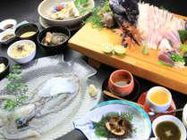 壱岐会席≪壱岐の彩≫壱岐の旬食材でおもてなし♪
