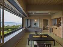 お部屋の広さは和室12畳。室面積37.71平米