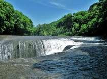アジアのナイアガラ!吹割の滝