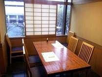 3階レストラン 博多 赤らく テーブル個室席