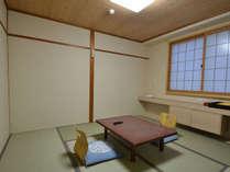 *【おまかせ和室(2名宿泊用・トイレ付)】カップルやご夫婦、少人数でのお泊りに
