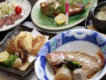 【じゃらん初夏SALE】 【当館人気No.1】丹後の天然海の幸☆旬魚満載会席プラン