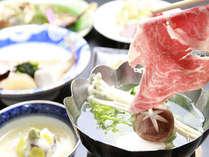 やっぱりお肉が大好き☆プチ会席&牛しゃぶプラン!