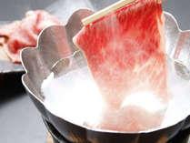 【平日限定】≪MIXしゃぶしゃぶ≫旬魚・牛肉・豚肉を満喫!プチ会席&豚・牛MIXしゃぶプラン[1泊2食付]