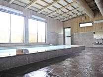 【本館内風呂】心行くまで足摺の温泉の湯浴みもご満喫くださいませ。
