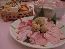 あったかお鍋「栃木軍鶏鍋」