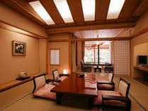 ■別館客室「別館静龍和室」(12.5畳)1階特別室