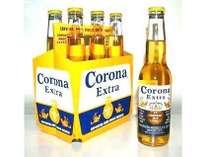 湯上りは・・・スッキリとした味わいのメキシカンビールで乾杯っ!