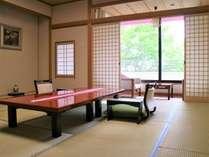 【別館静龍和室】静かに流れる時を贅沢にお寛ぎください・・・