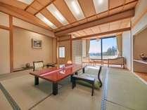 ■別館客室「別館静龍和室」(12.5畳)2~4階