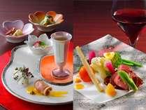 ■夕食「洋彩和膳」
