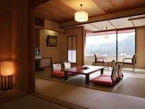 ■本館客室「一般客室和室」(10畳+6畳)