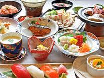 ◇華の宴懐石 伊豆の味覚満載!新鮮な魚介と里の恵みを盛り込んだ川良自慢の宴会料理