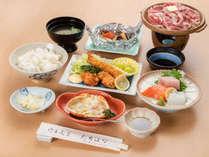 *お夕食/日替わり和定食グレードアップ(一例)