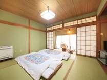 ■和室■和室8帖+洗面+洋式トイレ