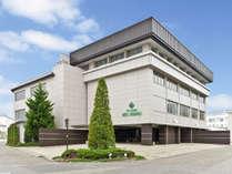 *【外観】2015年10月リニューアル!長野観光の拠点にぜひご利用下さい。