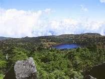 高見岩からの景色。