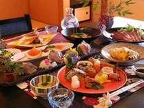 【いけがみ定番プラン】富山の宝が散りばめられた美しき郷のオーベルジュ【四季を伝える会席料理】