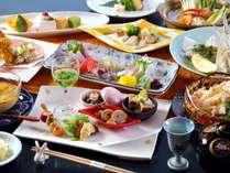 ◆選べる海の幸会席◆『白海老・げんげ・甘海老・越中バイ貝』から<2種チョイス♪>富山湾の旬の幸を!