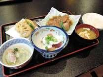 *[夕食一例]「割烹ますだや」の主人が作る日替わり・和食膳