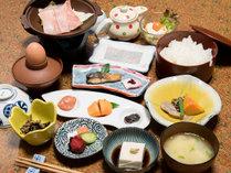 *【朝食一例】手作りのあたたかい和朝食をご用意致します。