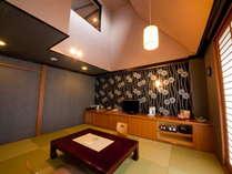 お部屋が上下に二層になっている和洋メゾネット。2階建てでお家みたい