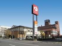札幌の中心に位置しながら、駐車場は無料!旅行に最適!!