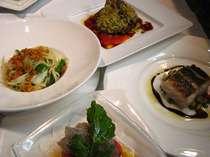 大人気レストラン「イル・バンカーレ」で優雅な夕食を