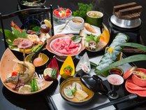 おおいた和牛すきやきが付いた人気の料理プランです♪ 量・質ともに大満足の内容となっております☆