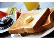 仕事の活力源。至極の朝食をご準備しております。