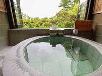 *貸切風呂/草津温泉を贅沢に貸切で。空いていればいつでもご利用いただけます。