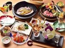 【ご夕食一例】スタンダードコース