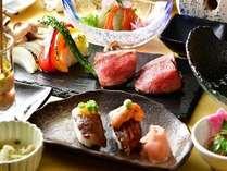 【凪コース】宿おすすめ!上州和牛と地元産の野菜をたっぷりと♪