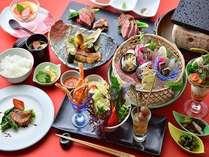 ご夕食≪華≫コース(1)