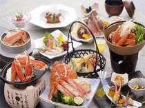 津和野に★カニ★蟹★かに★食べに行こう!!蟹会席プラン♪♪
