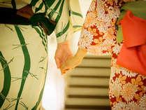 【夕食は個室で☆カップルプラン♪】恋する2人は津和野からプラン♪