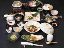 *【夕食一例:スタンダード】舞姫会席 のどぐろの煮つけがついています