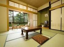 快適に過ごせる和室:床の間:洗面・トイレ付